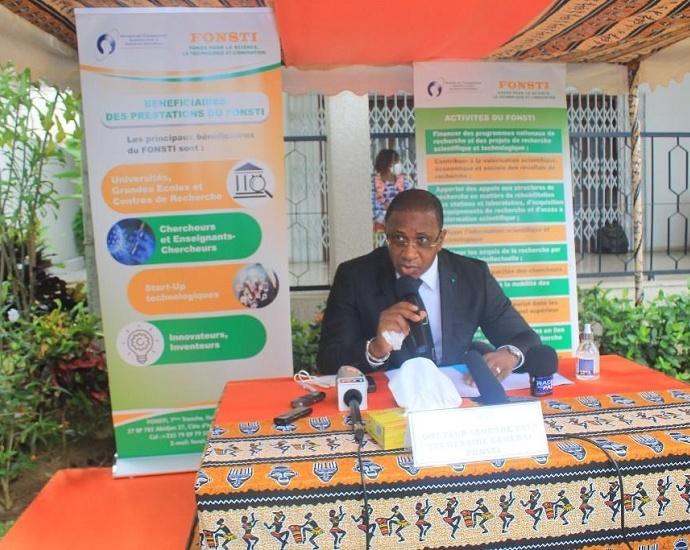 SG FONSTI, Dr Sangaré Yaya