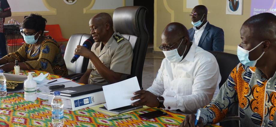 Une enquête publique lancée à propos du projet autoroute Abidjan-Lagos à Aboisso