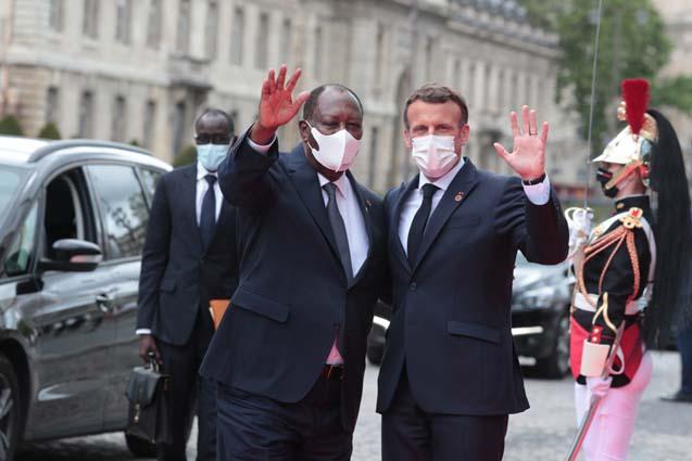 Sommet sur le financement des économies africaines - Paris, le 18 mai 2021 -2