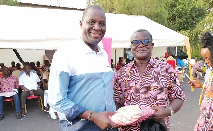 L'un des instituteurs de Tiassalé célébré le samedi 5 juin 2021