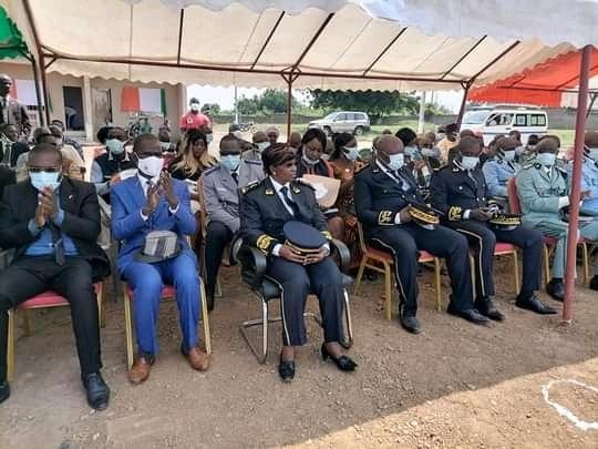 Le préfet de Zuénoula, Sanogo Karidia, épse Dao