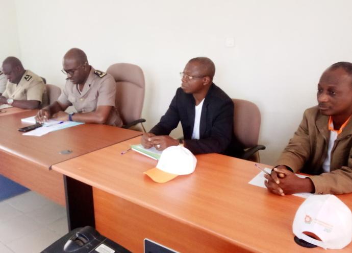 Lancement du RGPH 2021 à Gbéléban
