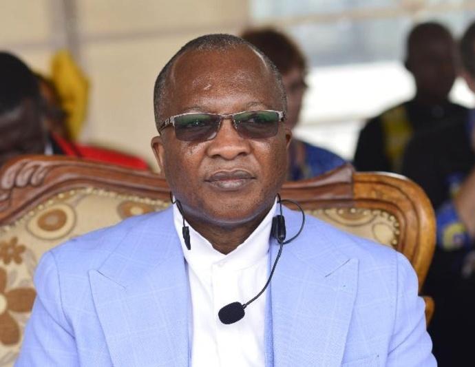 Révérend Apôtre Kouamé Gnépé Marius, Président des églises Foursquare Côte d'Ivoire entame un nouveau mandat de cinq ans
