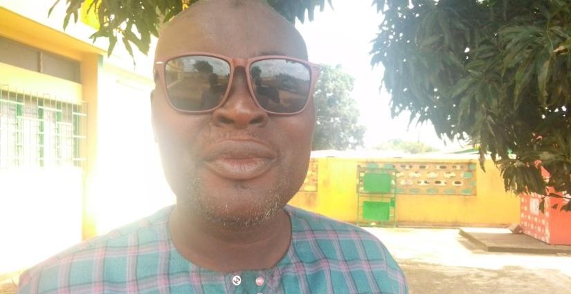 Sylla Mamadou, secrétaire fédéral du PIT-RHDP Ferkessédougou