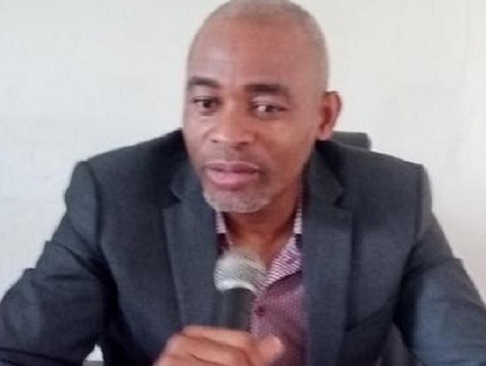 Le maire de Vavoua, Kalou Bonaventure
